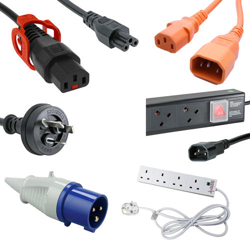 Power Leads & PDUs