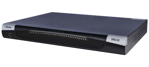 16 Port Serial Console Server with Dual Power AC and Dual Gigabit LAN
