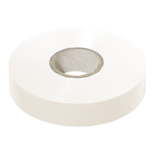 PVC Insulation Tape 19mm x 33mtr White