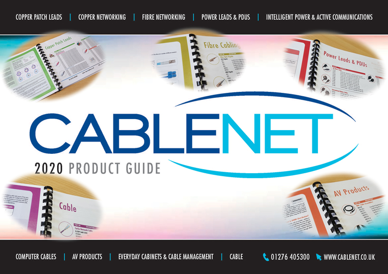 Cablenet - New Product Guide